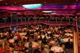 Carnival Conquest The Monet dining room