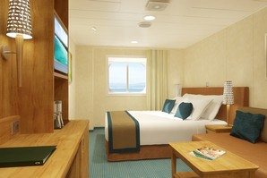 Ocean View Deluxe Carnival Breeze Stateroom Monocruise Com